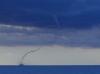 Wasserhose vor Korsika